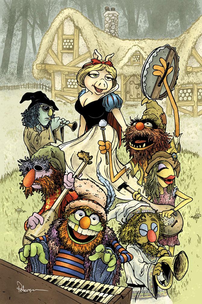 Povesti clasice cu Muppets - Poza 2
