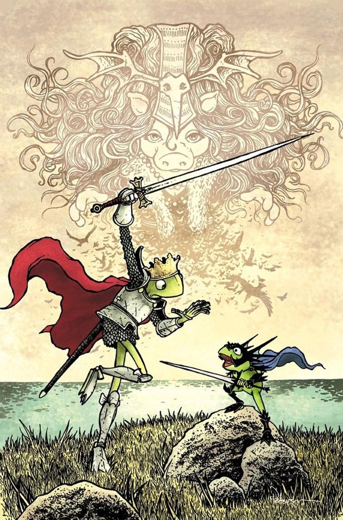 Povesti clasice cu Muppets - Poza 3