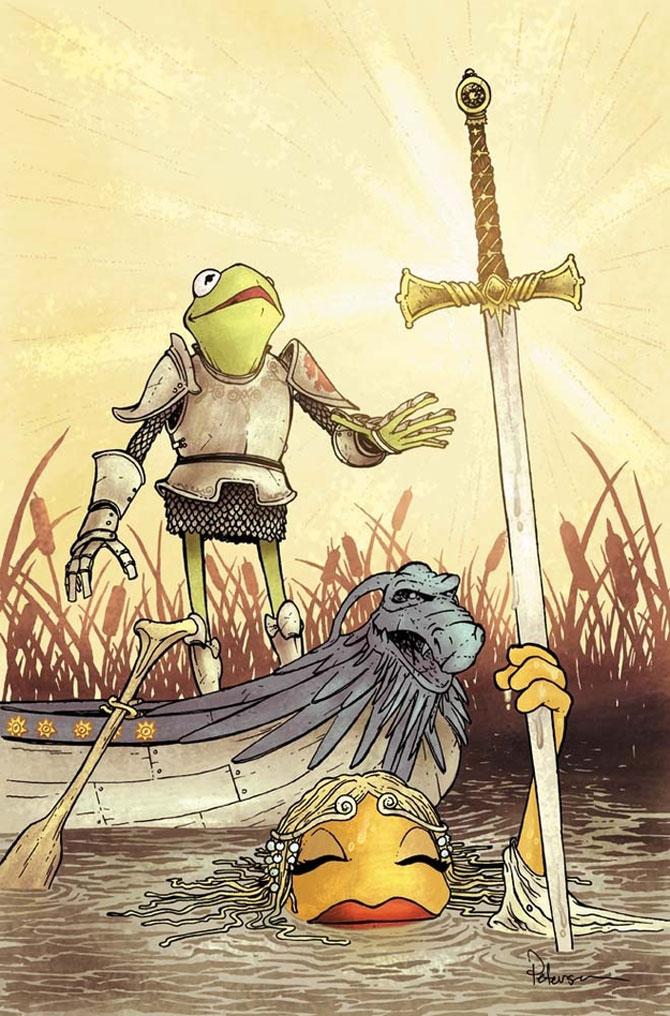 Povesti clasice cu Muppets - Poza 4