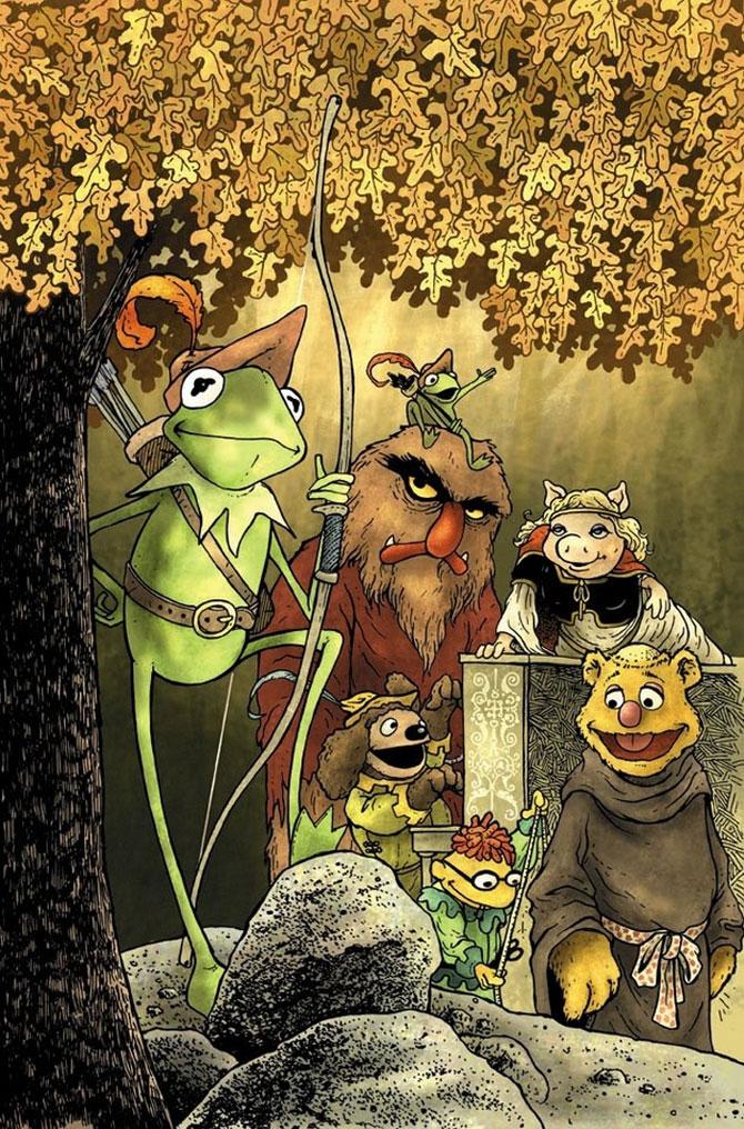 Povesti clasice cu Muppets - Poza 6