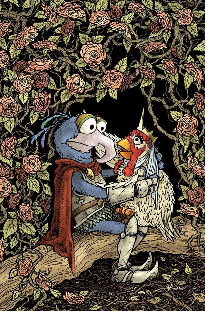 Povesti clasice cu Muppets - Poza 7