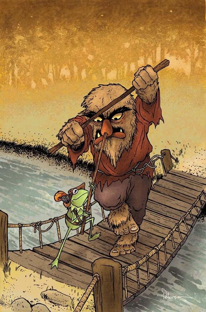 Povesti clasice cu Muppets - Poza 8