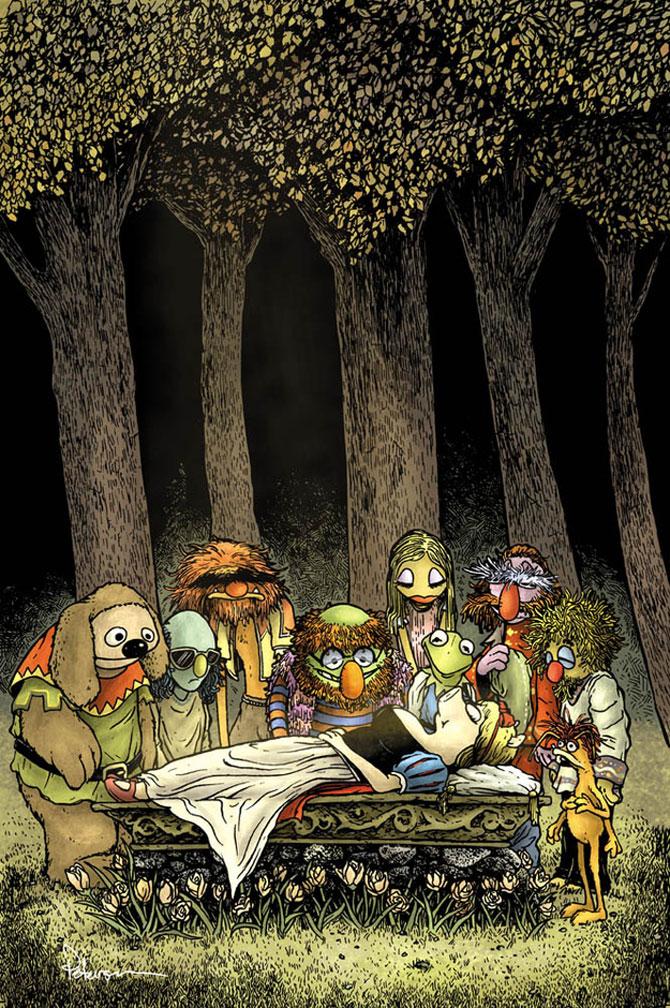 Povesti clasice cu Muppets - Poza 9
