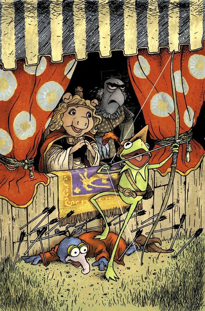 Povesti clasice cu Muppets - Poza 10