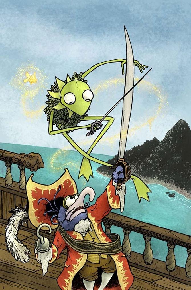 Povesti clasice cu Muppets - Poza 11