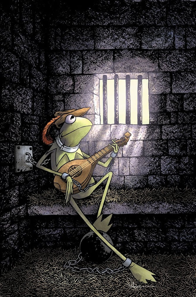 Povesti clasice cu Muppets - Poza 13