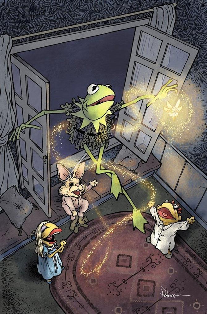 Povesti clasice cu Muppets - Poza 14