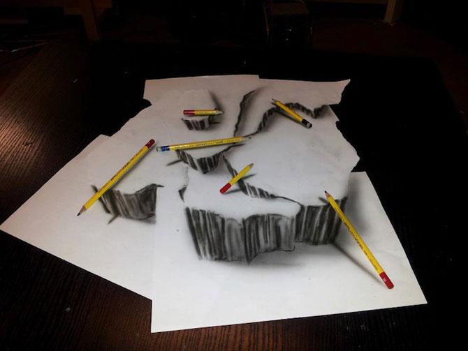 Desene tridimensionale de JJK Airbrush - Poza 3