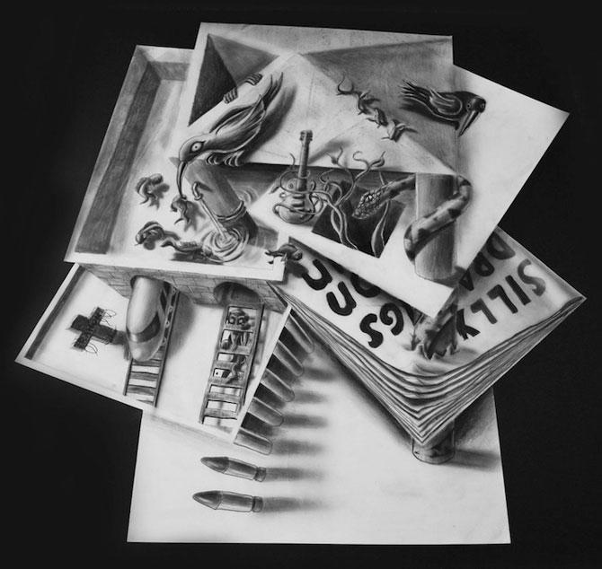 Desene tridimensionale de JJK Airbrush - Poza 5