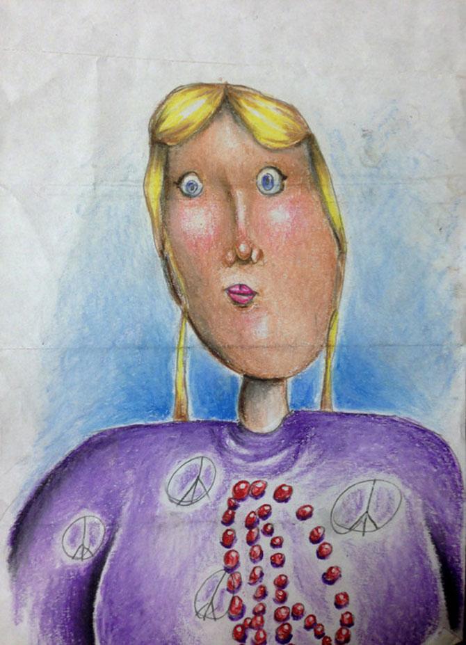 Desenele copiilor, colorate de tata - Poza 8