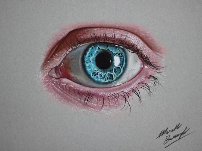 Desene realiste in culori, de Marcello Barenghi - Poza 4