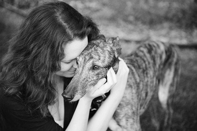 Emotionant: Stapanii isi iau la revedere de la cainii lor - Poza 5