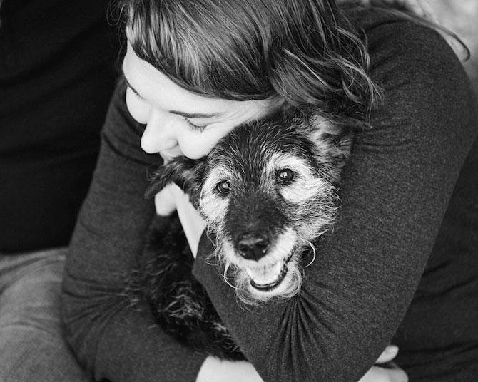 Emotionant: Stapanii isi iau la revedere de la cainii lor - Poza 7