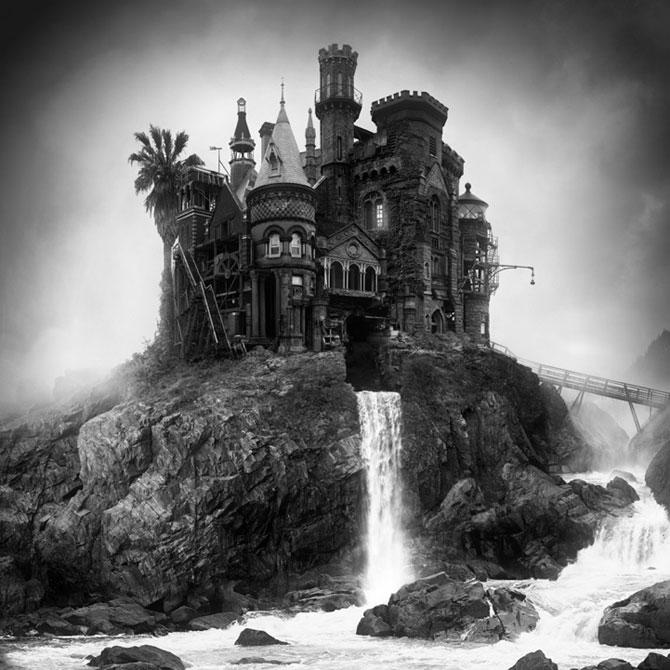 Castele ciudate pe cer, de Jim Kazanjian - Poza 1