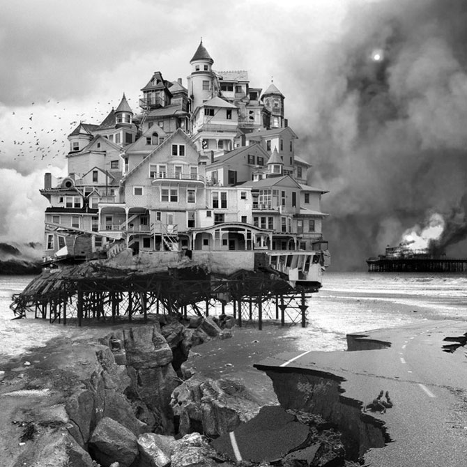 Castele ciudate pe cer, de Jim Kazanjian - Poza 2