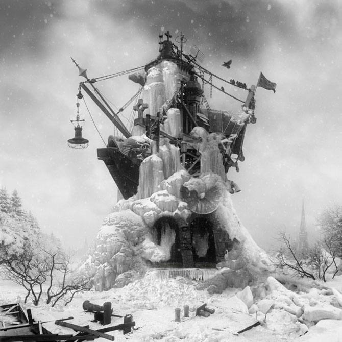 Castele ciudate pe cer, de Jim Kazanjian - Poza 3