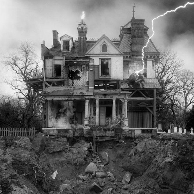 Castele ciudate pe cer, de Jim Kazanjian - Poza 4