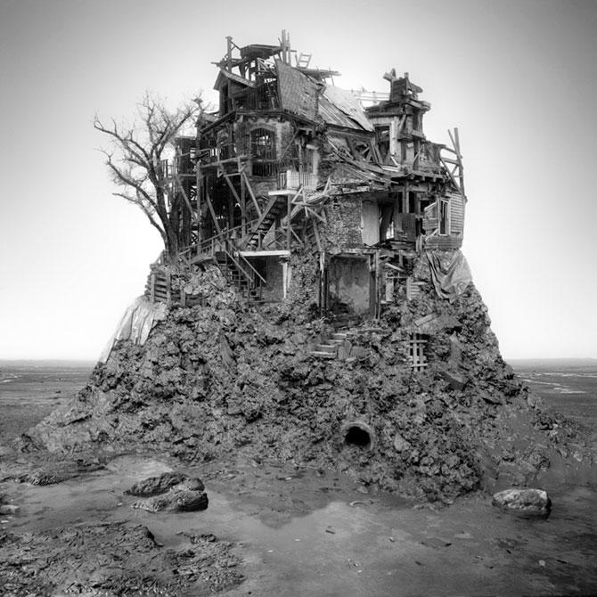 Castele ciudate pe cer, de Jim Kazanjian - Poza 5