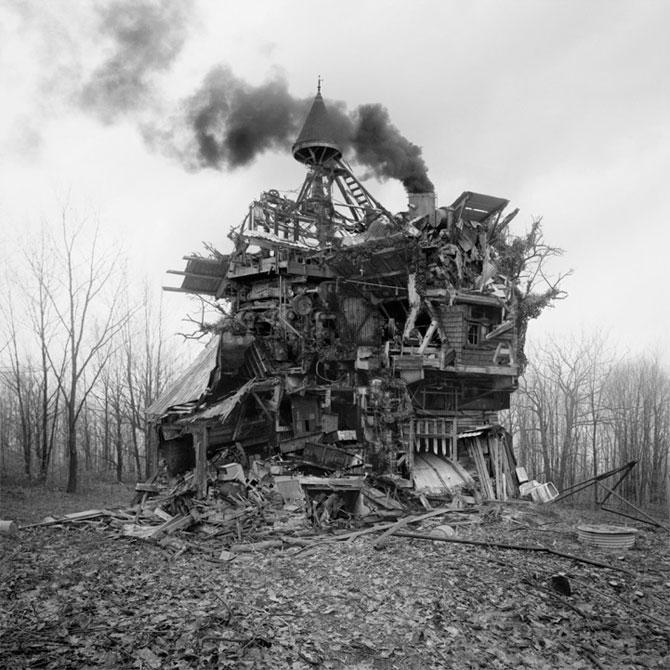 Castele ciudate pe cer, de Jim Kazanjian - Poza 7