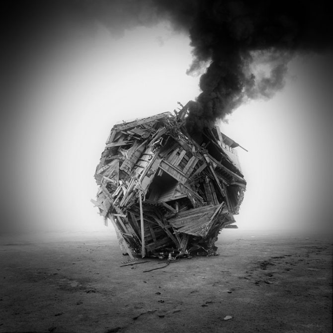 Castele ciudate pe cer, de Jim Kazanjian - Poza 8