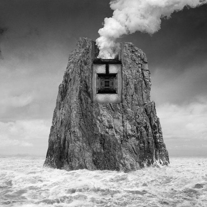 Castele ciudate pe cer, de Jim Kazanjian - Poza 12