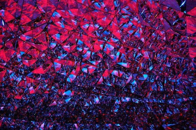 Domul din cristale Swarovski din Austria