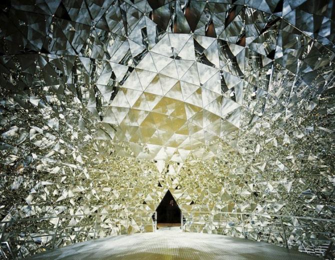 Domul din cristale Swarovski din Austria - Poza 2