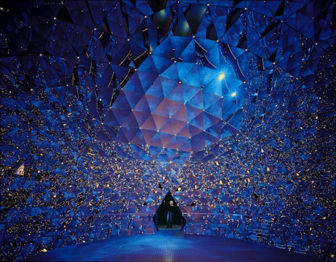 Domul din cristale Swarovski din Austria - Poza 3