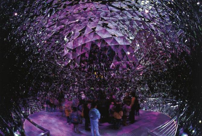 Domul din cristale Swarovski din Austria - Poza 5