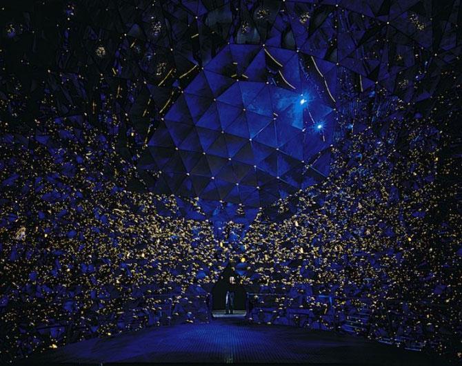 Domul din cristale Swarovski din Austria - Poza 6