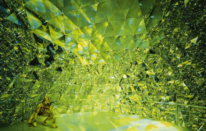 Domul din cristale Swarovski din Austria - Poza 7