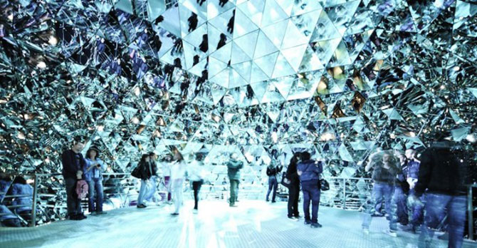 Domul din cristale Swarovski din Austria - Poza 8