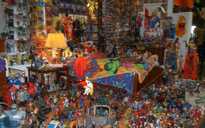 Dormitoare de tocilari pasionati de jocuri - Poza 4