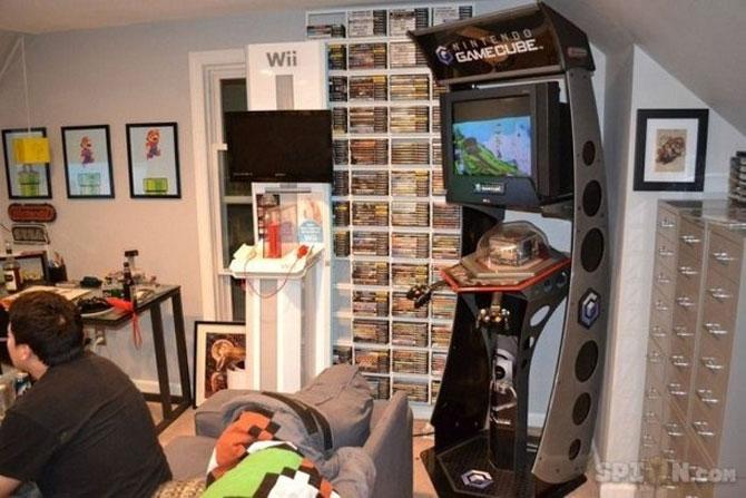 Dormitoare de tocilari pasionati de jocuri - Poza 7
