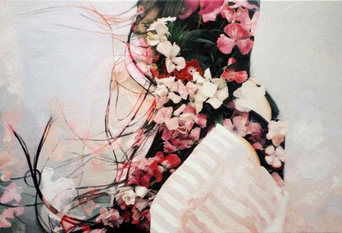 Colaje cu nori si flori de Pakayla Biehn - Poza 8