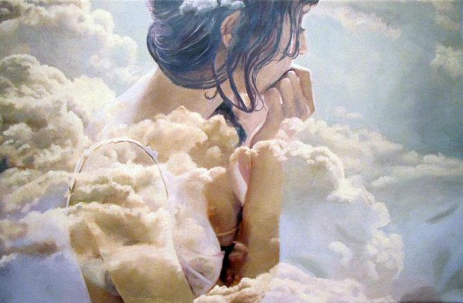 Colaje cu nori si flori de Pakayla Biehn - Poza 11