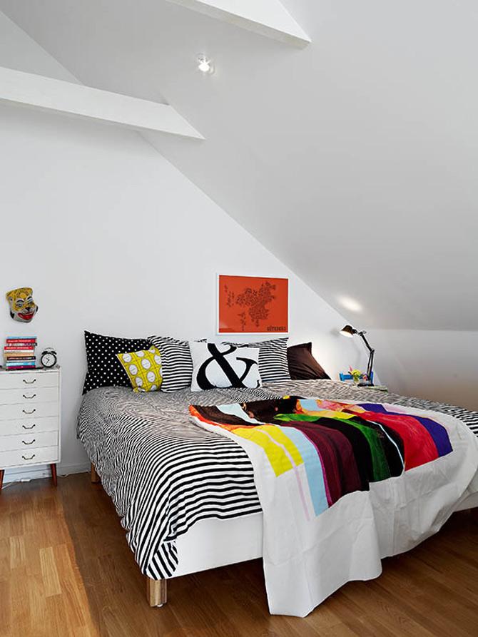 Cel mai cochet duplex, la Gothenburg, Suedia - Poza 10