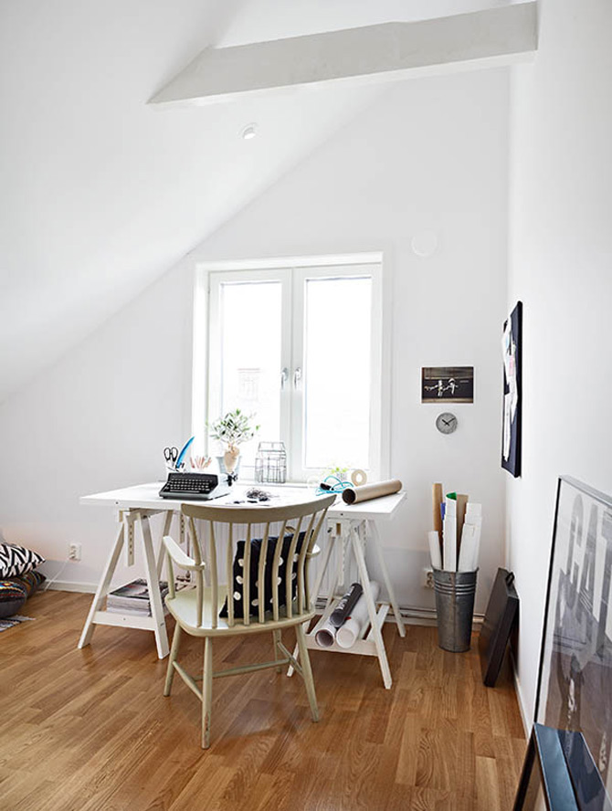Cel mai cochet duplex, la Gothenburg, Suedia - Poza 11