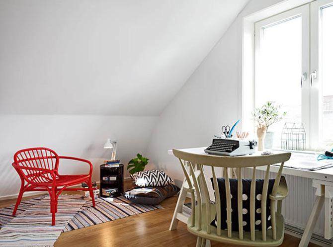 Cel mai cochet duplex, la Gothenburg, Suedia - Poza 12