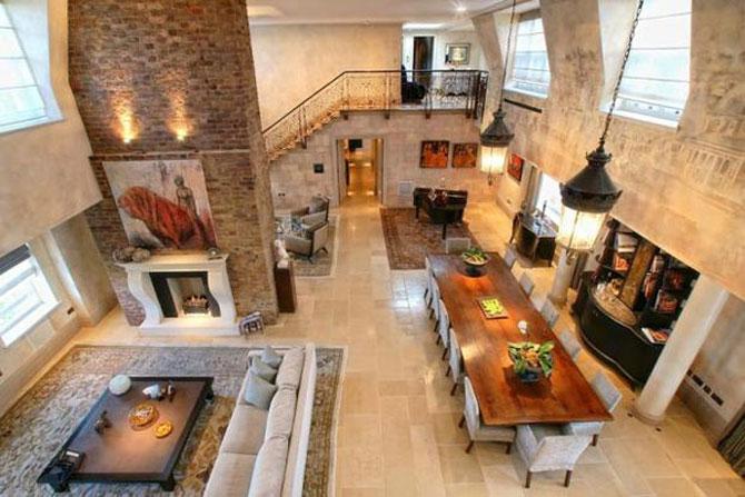 Clasic la Kensington: duplex londonez de lux - Poza 1