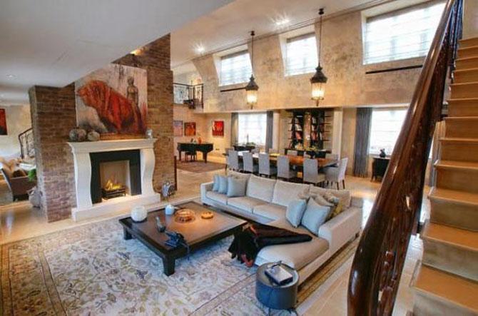 Clasic la Kensington: duplex londonez de lux - Poza 2