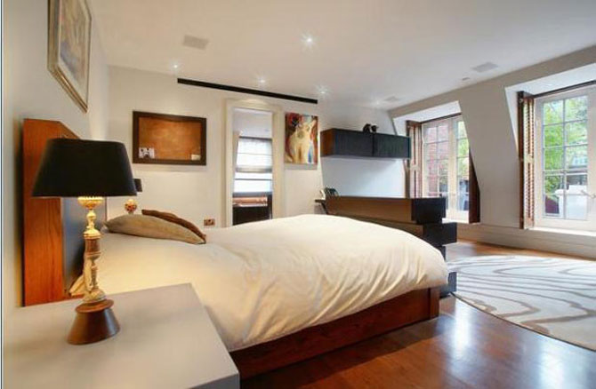 Clasic la Kensington: duplex londonez de lux - Poza 5