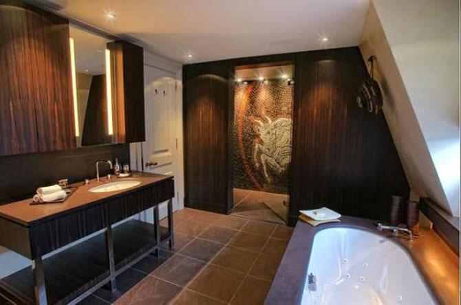 Clasic la Kensington: duplex londonez de lux - Poza 7