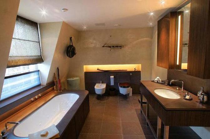 Clasic la Kensington: duplex londonez de lux - Poza 12