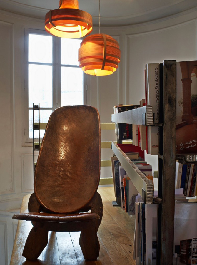 Noua moda la Paris- Duplex renovat de VMCF Atelier - Poza 1