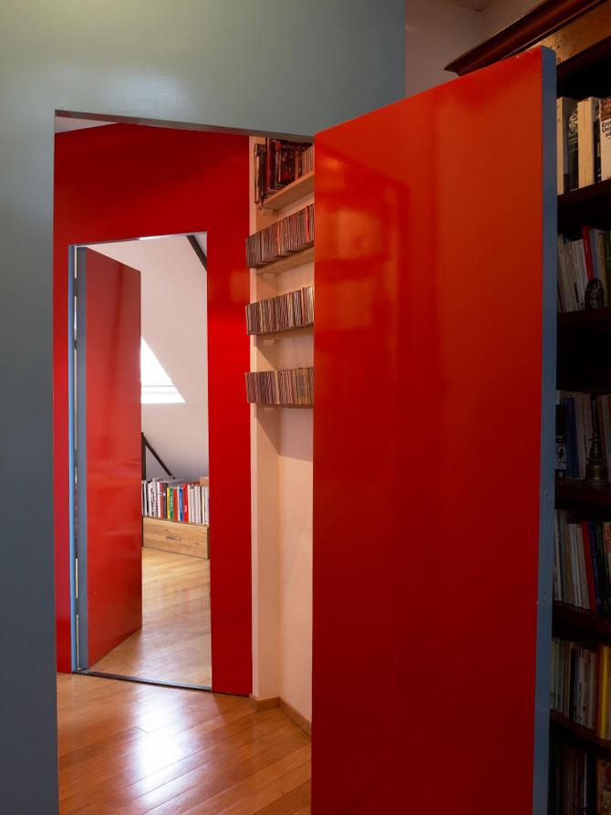 Noua moda la Paris- Duplex renovat de VMCF Atelier - Poza 10