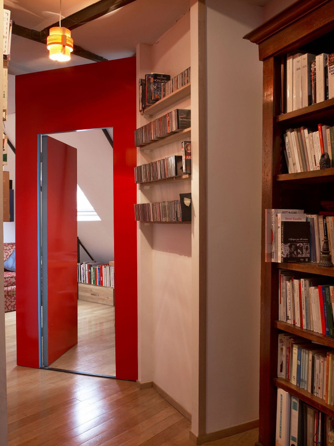Noua moda la Paris- Duplex renovat de VMCF Atelier - Poza 11