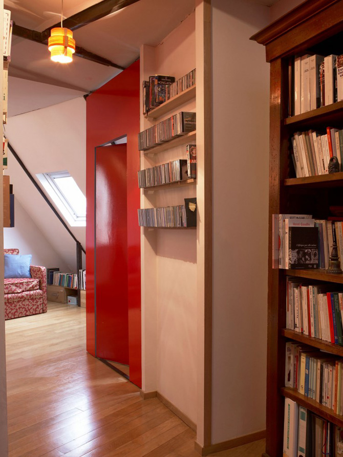 Noua moda la Paris- Duplex renovat de VMCF Atelier - Poza 12