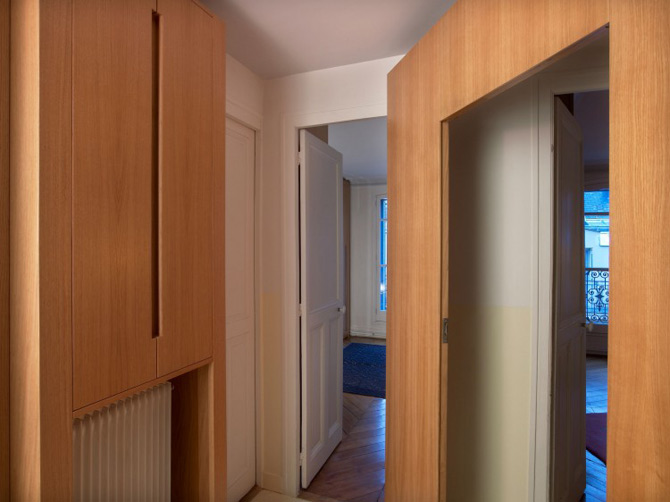Noua moda la Paris- Duplex renovat de VMCF Atelier - Poza 15