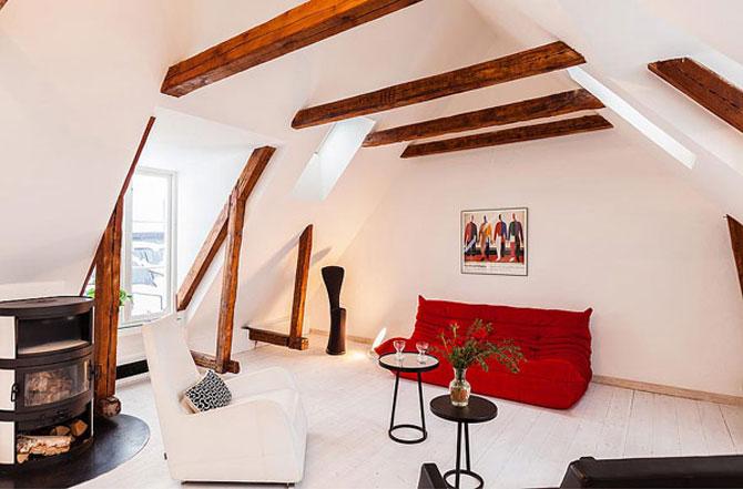 Duplex de la 1600, la Stockholm - Poza 1